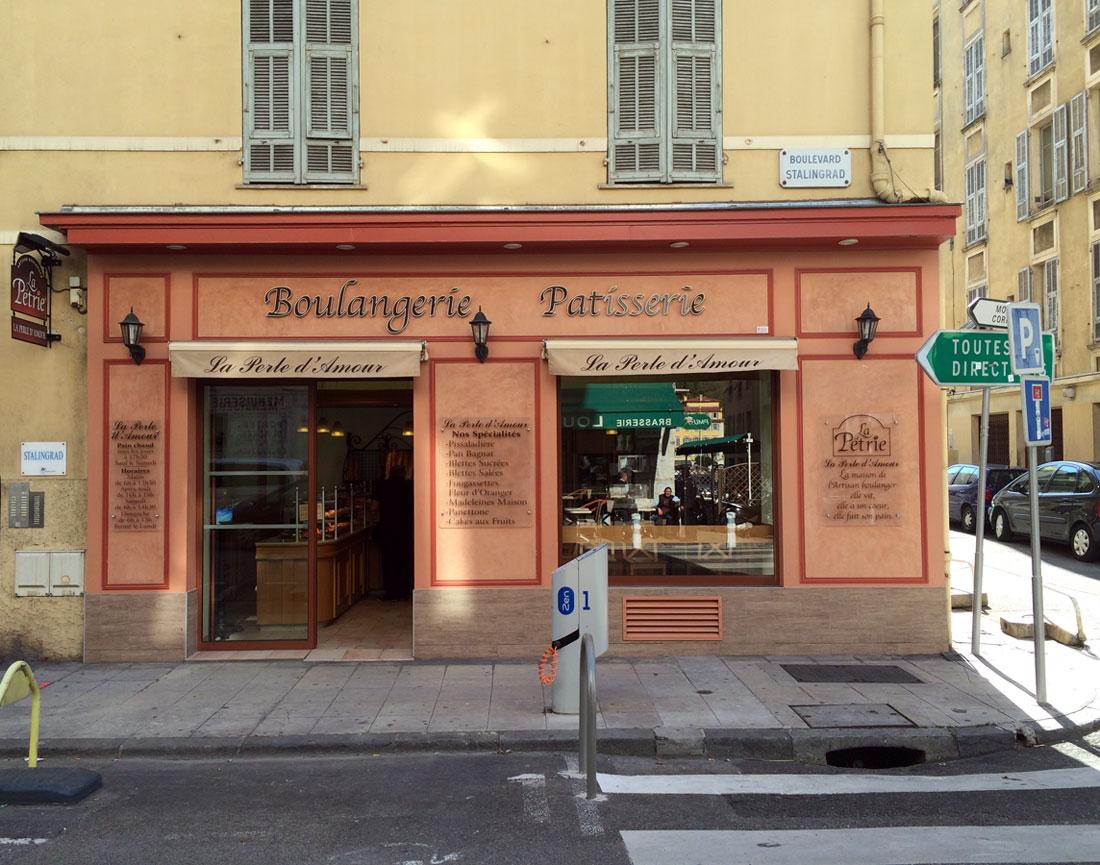 Boulangerie La Perle D'Amour