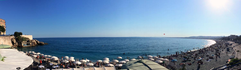 Sommar i Nice