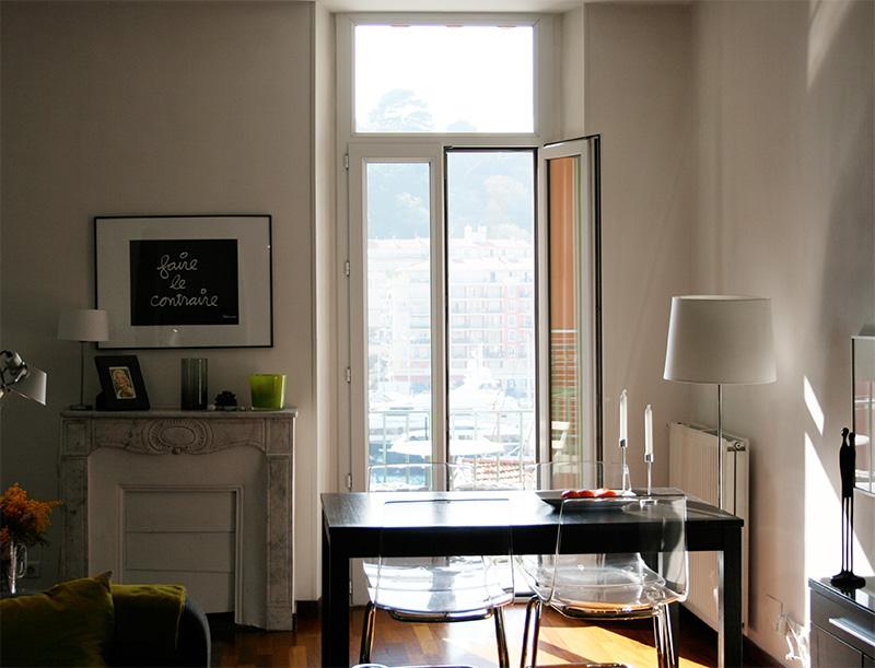 Ljus och rymlig lägenhet